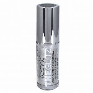 Technic The Glitz Liquid Glitter Eyeshadow - Silver