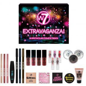 W7 Extravaganza Calendar 2