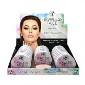 W7 Flawless Face Pressed Mineral Powder TRAY