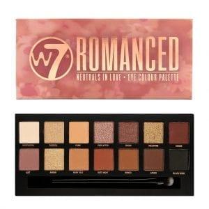 W7 Romanced Eyeshadow 4
