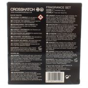 Crosshatch Black 1