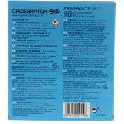 Crosshatch Blue 1