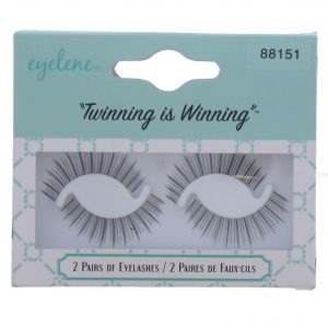 Eyelene Lashes Twin 88151