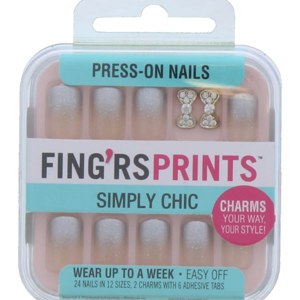 Fing'rs Press-On Nails - Born Chic