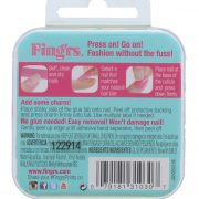 Fing'rs Press-On Nails - Pretty In Pink 1