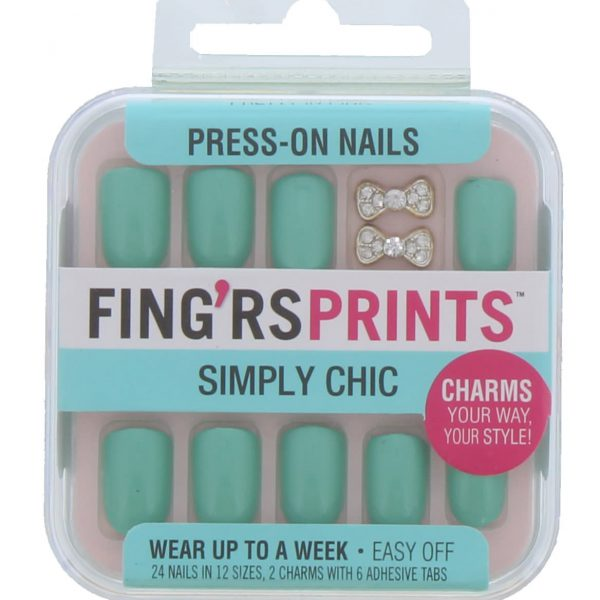 Fing'rs Press-On Nails - Pretty In Pink