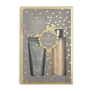 Grace Cole Earl Grey & Orange Blossom 3pcs Eternal Elegance Gift Set