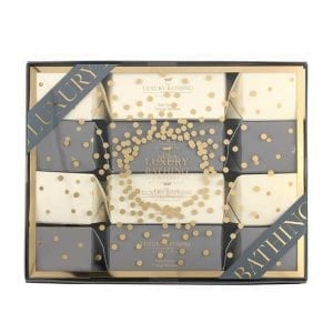 Grace Cole Earl Grey & Orange Blossom 4pcs Luminous Luxuries Gift Set