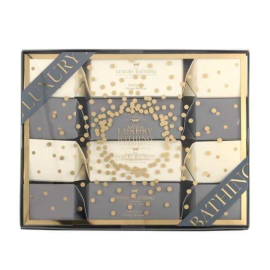 Grace Cole Earl Grey & Orange Blossom 4pcs Luminous Luxuries Gift Set