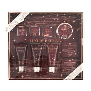 Grace Cole Elderflower Cassis & Lemon Blossom Indulge 9pcs Gift Set