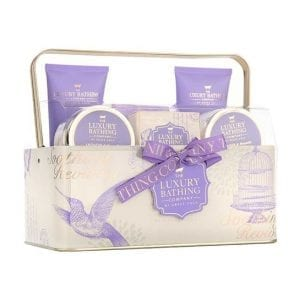 Grace Cole Lavender & Honeysuckle Body & Soul Gift Set