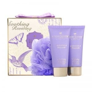 Grace Cole Lavender & Honeysuckle Pristine 3pcs Gift Set