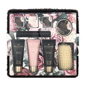 Grace Cole Velvet Rose & Raspberry Cherished Gift Set