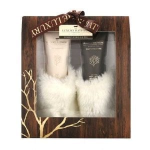 Grace Cole Warm Vanilla & Fig Put Your Feet Up Gift Set