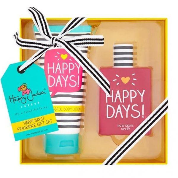 Happy Jackson Happy Days! Eau de Toilette Fragrance Gift Set