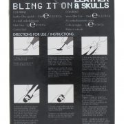 Nails Inc Bling It On Black 1
