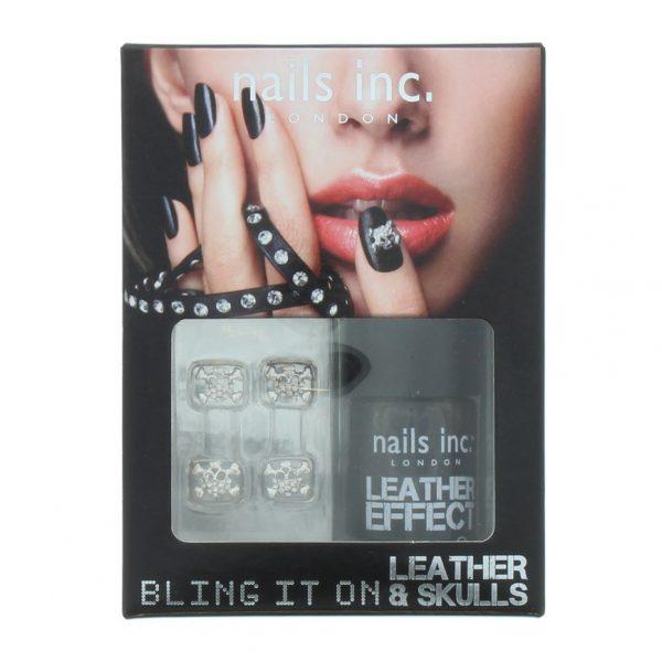 Nails Inc Bling It On Black