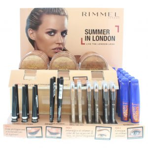 Rimmel 60pcs Display