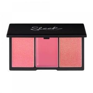 Sleek Blush By 3 Palette - Pink Lemonade