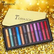Teayason 12pcs Lip & Eye Liquid Glitter 1