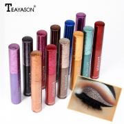 Teayason 12pcs Lip & Eye Liquid Glitter 2