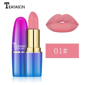 Teayason Matte Lipstick - #1