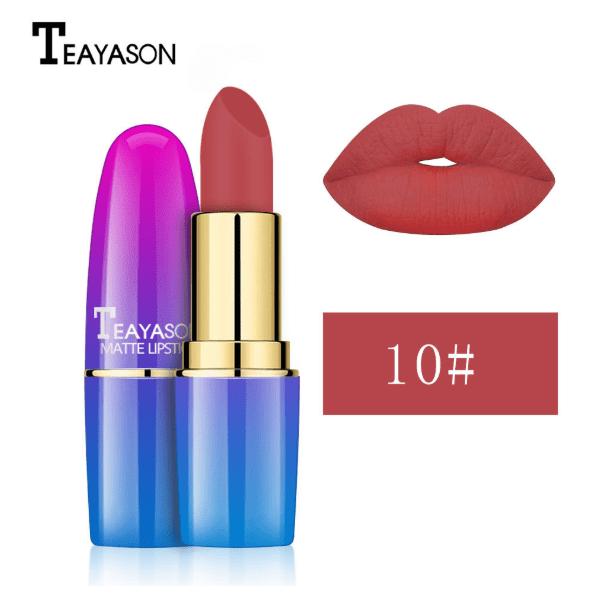 Teayason Matte Lipstick - #10