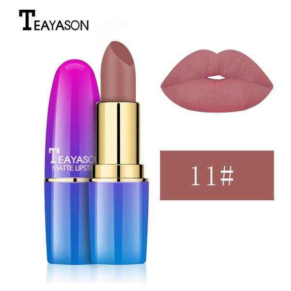 Teayason Matte Lipstick - #11