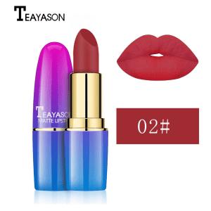 Teayason Matte Lipstick - #2