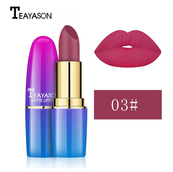 Teayason Matte Lipstick - #3