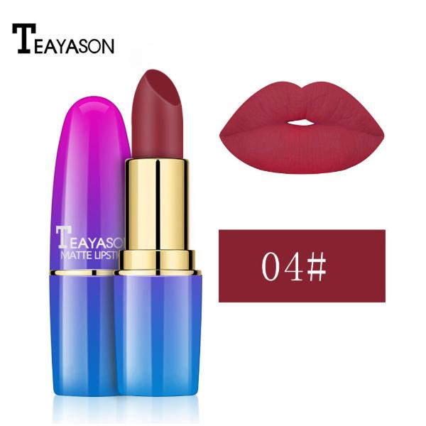 Teayason Matte Lipstick - #4