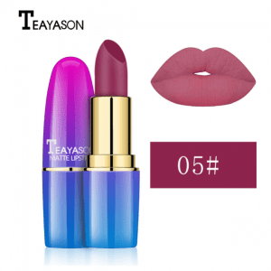 Teayason Matte Lipstick - #5