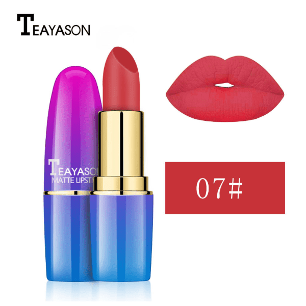 Teayason Matte Lipstick - #7