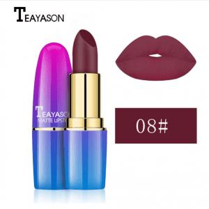 Teayason Matte Lipstick - #8