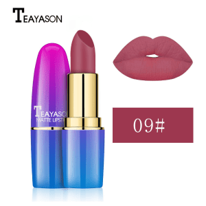 Teayason Matte Lipstick - #9
