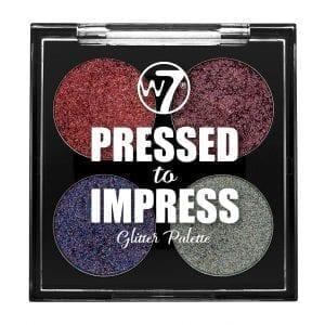 W7 Pressed to Impress - All The Rage