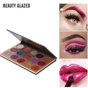 Beauty Glazed 15 Colours Glitter Eyeshadow 13