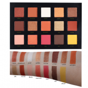 Beauty Glazed 15 Colours Sunset Dust Eyeshadow Palette 3