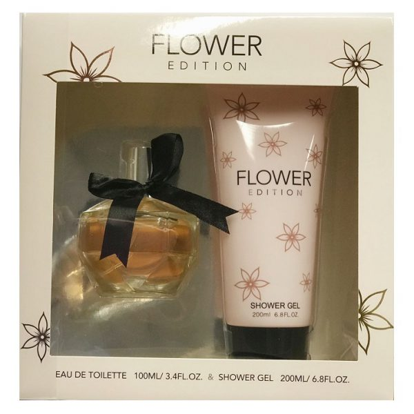 Creative Colours Flower Gift Set