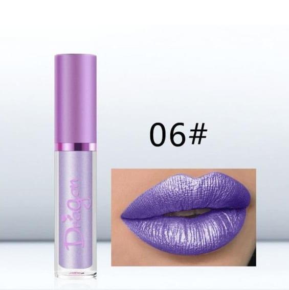 Dragon Diamond Crushers Shimmer Lip Gloss 06