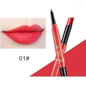 Heng Fang Double-Sided 2 in 1 Lip Liner + Lipstick 01