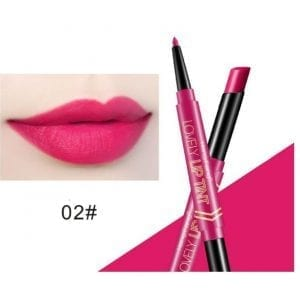 Heng Fang Double-Sided 2 in 1 Lip Liner + Lipstick 02