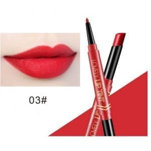 Heng Fang Double-Sided 2 in 1 Lip Liner + Lipstick 03