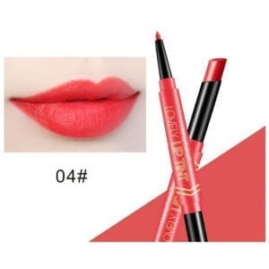 Heng Fang Double-Sided 2 in 1 Lip Liner + Lipstick 04
