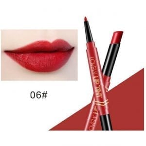 Heng Fang Double-Sided 2 in 1 Lip Liner + Lipstick 06