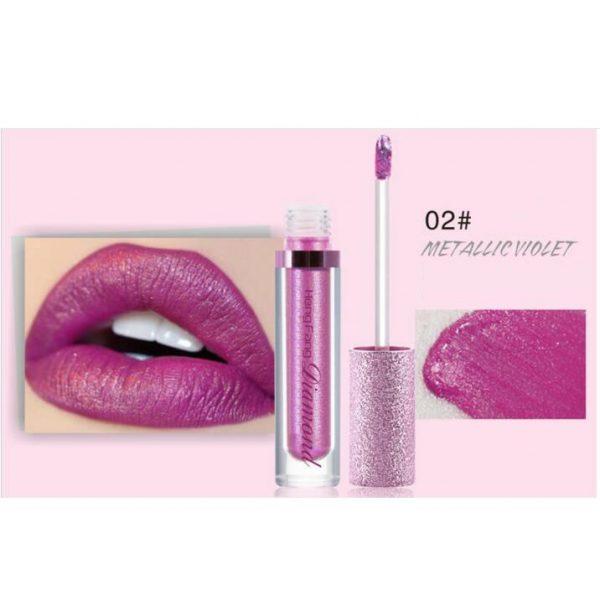 Heng Fang Long-Lasting Lip Gloss Liquid Eyeshadow 02