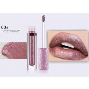 Heng Fang Long-Lasting Lip Gloss Liquid Eyeshadow 03