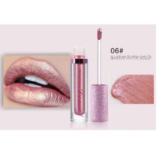 Heng Fang Long-Lasting Lip Gloss Liquid Eyeshadow 06