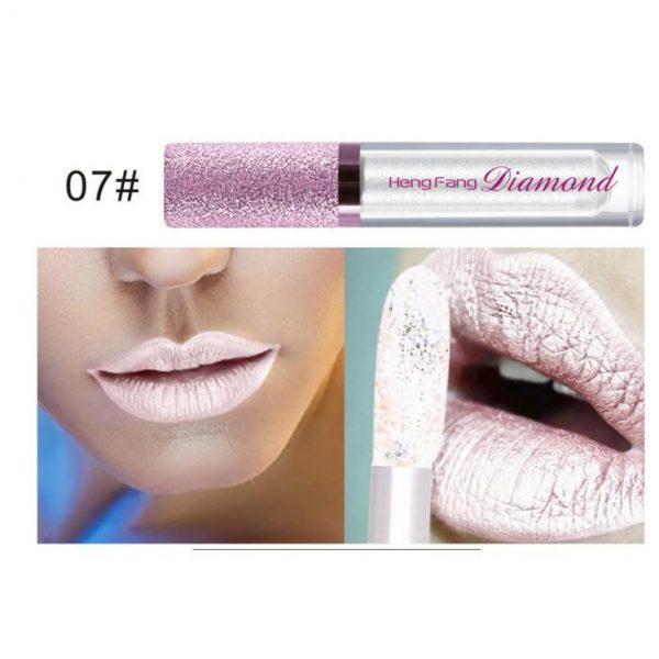 Heng Fang Long-Lasting Lip Gloss Liquid Eyeshadow 07