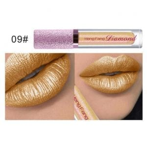 Heng Fang Long-Lasting Lip Gloss Liquid Eyeshadow 09
